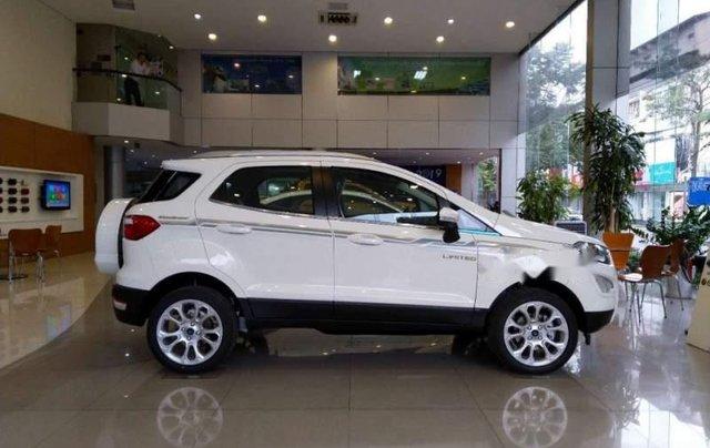 Cần bán xe Ford EcoSport sản xuất 2019, màu trắng4