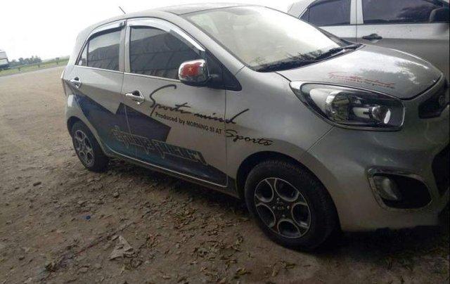 Bán ô tô Kia Morning sản xuất 2012, nhập khẩu0