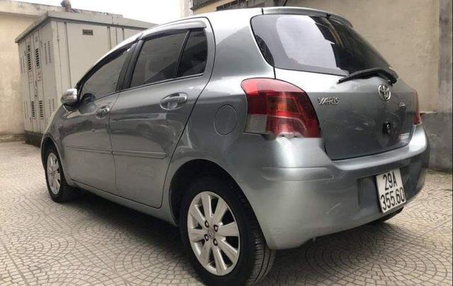 Bán xe Toyota Yaris 1.5 AT đời 2011, màu xám, nhập khẩu nguyên chiếc1