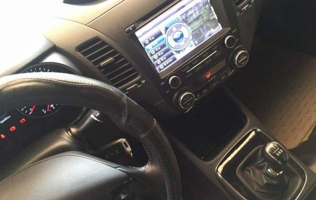 Bán ô tô Kia Cerato đời 2016, màu trắng3