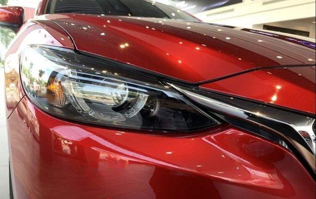 Bán Mazda 6 2019, màu đỏ, giá tốt4