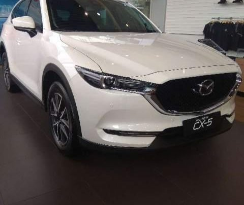 Bán Mazda CX 5 2.0 All New 2019, màu trắng, giá tốt1