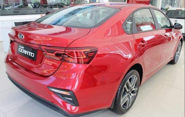 Bán xe Kia Cerato đời 2019, màu đỏ2