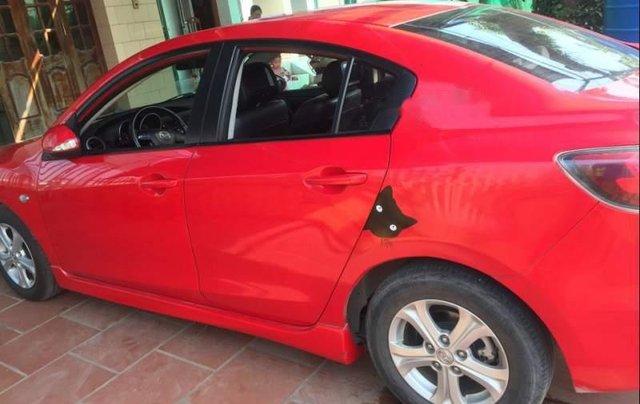 Bán Mazda 3 đời 2010, màu đỏ, nhập khẩu chính chủ, giá chỉ 430 triệu2