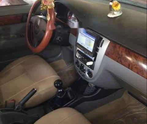 Cần bán gấp Daewoo Lacetti đời 2007, màu trắng, giá 177tr1