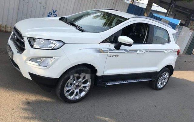 Bán xe Ford EcoSport năm 2019, màu trắng, 630tr1