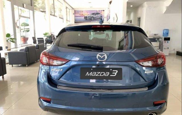 Cần bán Mazda 3 2019, màu xanh lam, giá 669tr2