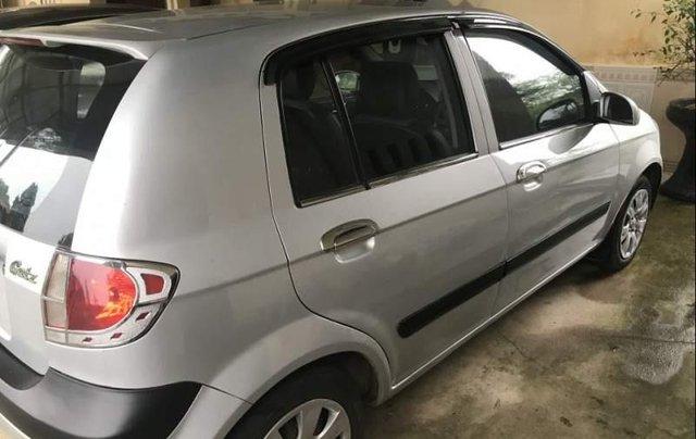 Cần bán lại xe Hyundai Getz đời 2010, màu bạc, xe nhập, giá tốt1