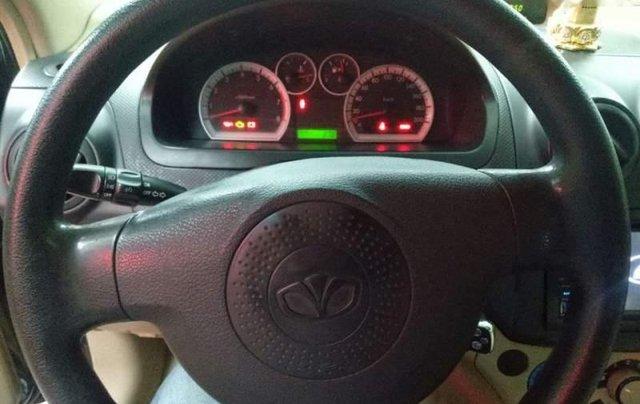 Cần bán Daewoo Gentra sản xuất 2009, màu đen, giá 161tr2