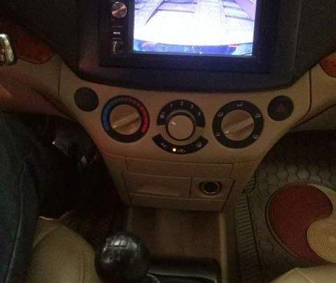 Cần bán Daewoo Gentra sản xuất 2009, màu đen, giá 161tr3