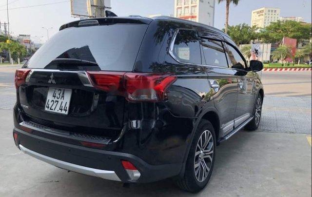 Bán xe Mitsubishi Outlander 2019, màu đen, giá tốt2