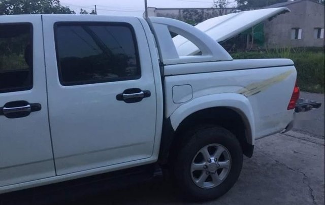 Bán xe Isuzu Dmax sản xuất 2008, màu trắng chính chủ2