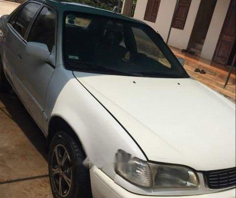 Cần bán lại xe Toyota Corolla đời 2000, màu trắng2
