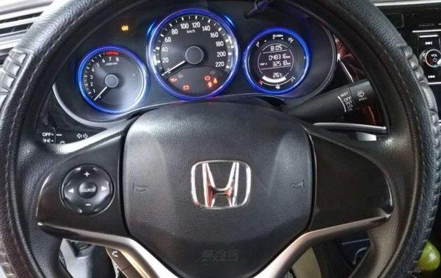 Cần bán xe Honda City sản xuất năm 2016, màu trắng số sàn, giá 445tr2