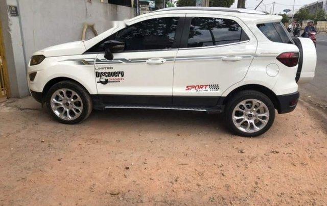 Bán xe Ford EcoSport năm 2019, màu trắng, 630tr0