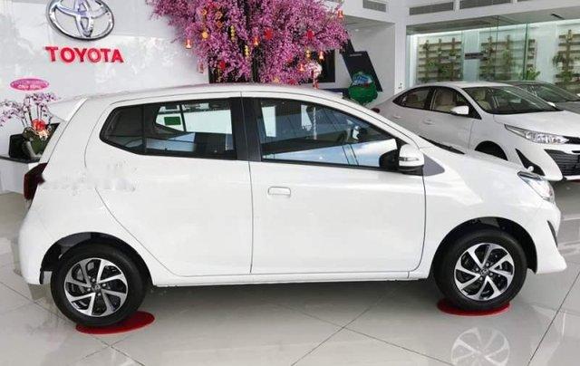 Cần bán xe Toyota Wigo năm sản xuất 2019, màu trắng, nhập khẩu nguyên chiếc, giá tốt2