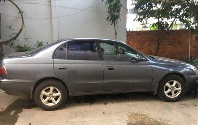 Bán Toyota Corona sản xuất 1993, màu xám, xe nhập chính chủ4