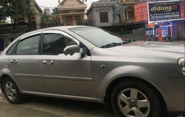 Bán xe Daewoo Lacetti 2008, màu bạc, xe gia đình 4