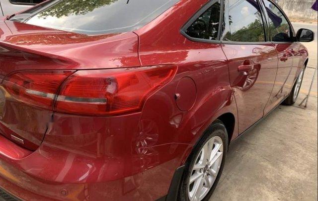 Bán ô tô Ford Focus Trend 1.5L Ecoboost đời 2018, màu đỏ5