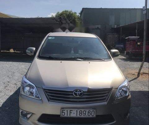 Cần bán Toyota Innova sản xuất 2009, xe nhập ít sử dụng0