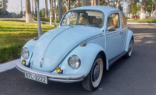 Bán xe Volkswagen Beetle 1968, nhập khẩu, chính chủ, 250 triệu2
