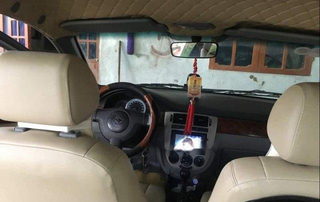 Bán xe Daewoo Lacetti 2008, màu bạc, xe gia đình 2