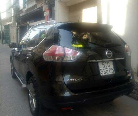 Cần bán xe Nissan X trail đời 2018, màu đen3