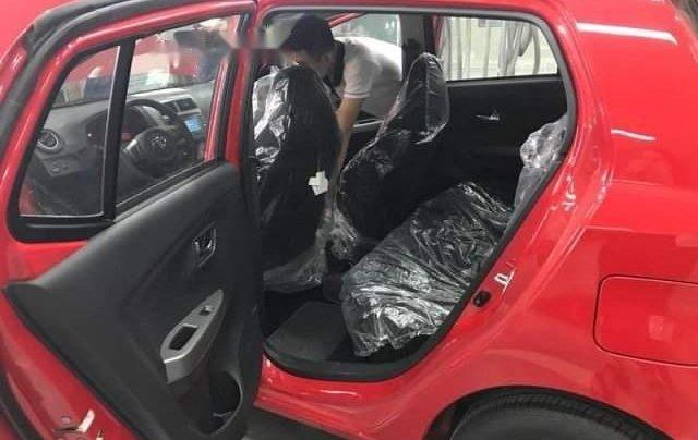 Bán ô tô Toyota Wigo năm 2019, màu đỏ, nhập khẩu nguyên chiếc4