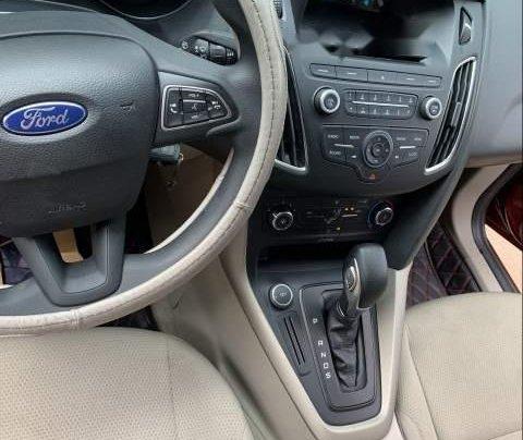 Bán ô tô Ford Focus Trend 1.5L Ecoboost đời 2018, màu đỏ2