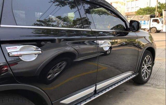 Bán xe Mitsubishi Outlander 2019, màu đen, giá tốt3