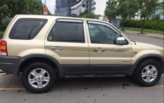 Bán Ford Escape 2004, màu vàng, số tự động 0