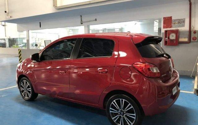 Bán xe Mitsubishi Mirage đời 2019, màu đỏ, xe nhập2
