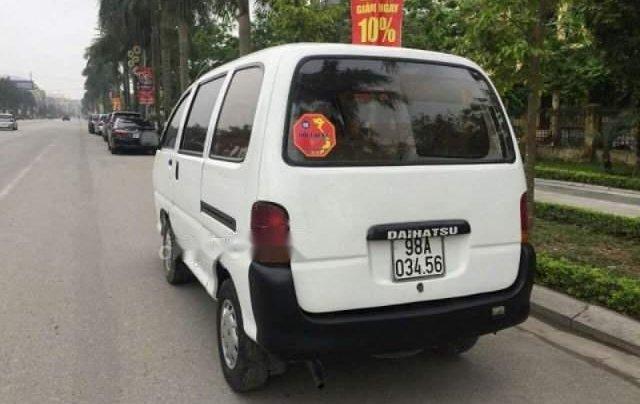 Bán xe cũ Daihatsu Citivan đời 2003, màu trắng