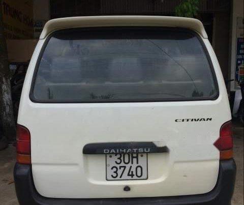 Bán xe Daihatsu Citivan đời 2007, màu trắng, chính chủ 5