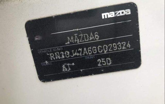 Bán xe Mazda 6 đời 2016, màu trắng, nhập khẩu  3