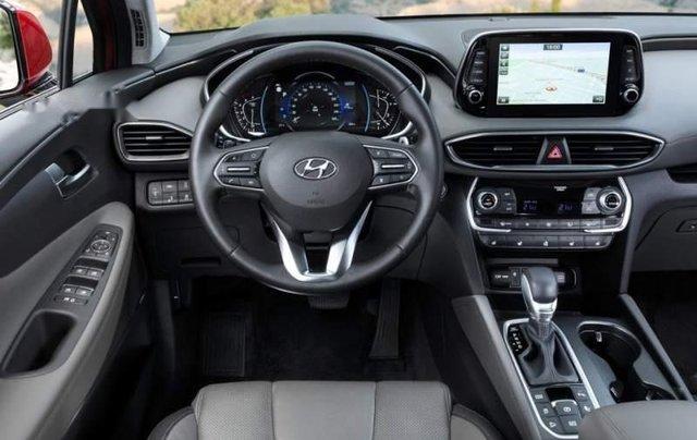Bán xe Hyundai Santa Fe sản xuất 2019, nhập khẩu2