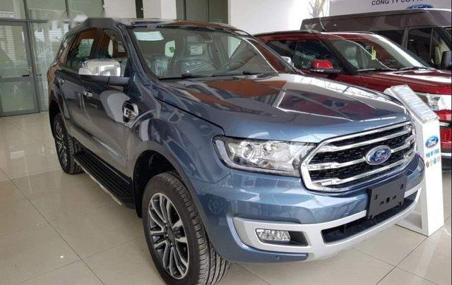 Cần bán Ford Everest 2019, xe nhập1