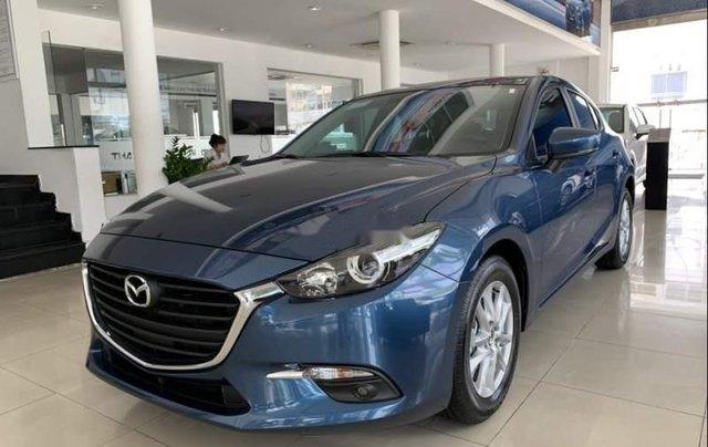 Cần bán Mazda 3 2019, màu xanh lam, giá 669tr0