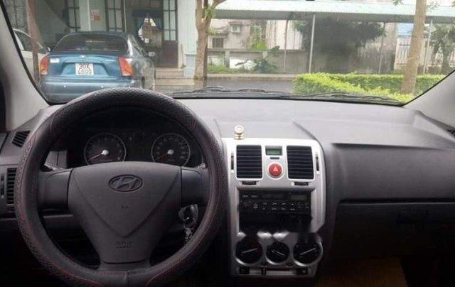 Bán Hyundai Getz đời 2009, màu bạc, nhập khẩu   1