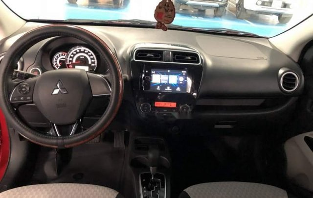 Bán xe Mitsubishi Mirage đời 2019, màu đỏ, xe nhập4