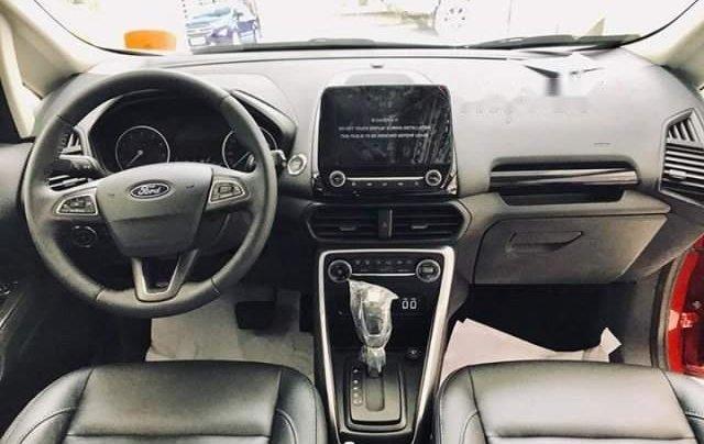 Bán ô tô Ford EcoSport sản xuất 2019, màu đen, giá 533tr2