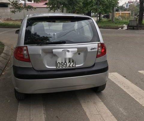 Bán lại xe Hyundai Getz 2009, màu bạc, nhập khẩu 1