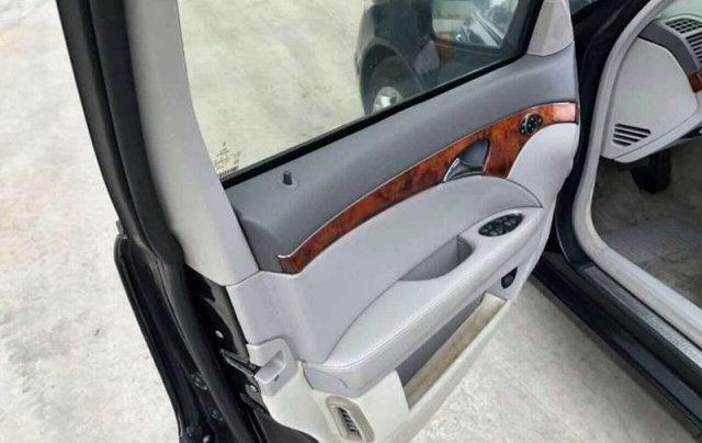 Cần bán Mercedes C200 đời 2004, màu đen4
