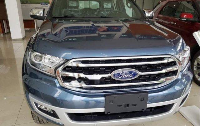 Cần bán Ford Everest 2019, xe nhập0