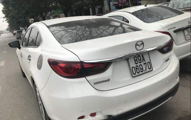 Bán xe Mazda 6 đời 2016, màu trắng, nhập khẩu  1