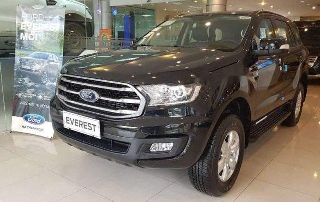 Cần bán xe Ford Everest đời 2019, màu đen, nhập khẩu0