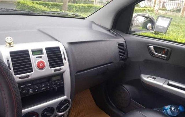 Bán Hyundai Getz đời 2009, màu bạc, nhập khẩu   5
