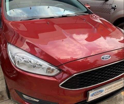 Bán ô tô Ford Focus Trend 1.5L Ecoboost đời 2018, màu đỏ1