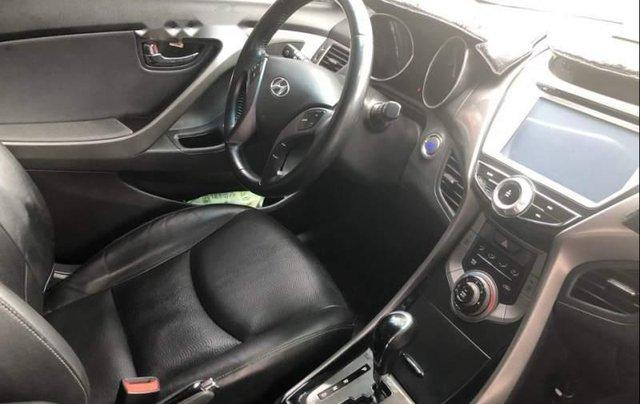 Bán Hyundai Elantra sản xuất 2013, màu trắng, xe nhập chính chủ2