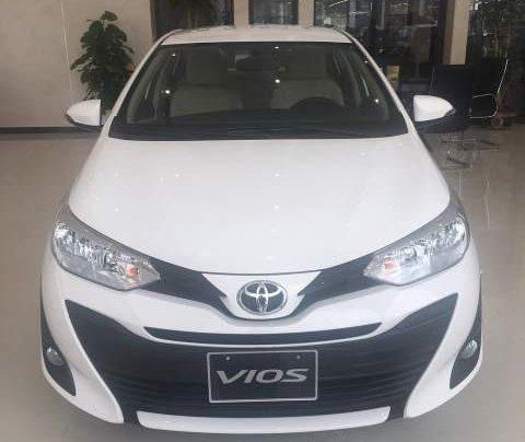 Cần bán xe Toyota Vios năm sản xuất 2019, màu trắng0